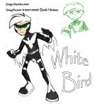 Contest- White Bird by Impious-Imp