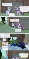 Ask True Blue tumblr 164 by Out-Buck-Pony