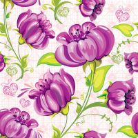 Abstract-Flowers-Seamless-Background-Vector by vectorbackgrounds