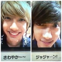 Youngmin and Kwangmin by jkjhy