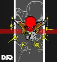 RED HOOD by Dve6