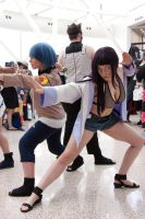 Road to Ninja Hinata by Necaraphiliac