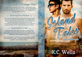 Island Tales Book Cover by ajCorza