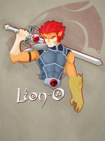 Lion-O by WeaponXIX