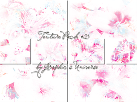 Texture Pack #23 Flowers by Graphic's Universe by GraphicsUniverse