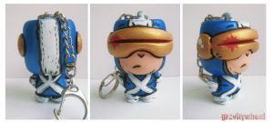 Cyclops Keychain by Gravitywheel