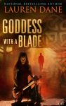 Goddess with a Blade by crocodesigns