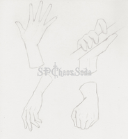 Hands [Practice] by ChaosSoda