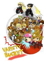 Variety Bucket by LaDyRvE