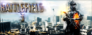BF3 Signature + Speed Art by xTiiGeR