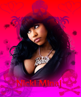 Nicki Minaj Of Young Money by DeShockwav