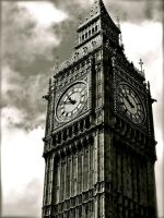Big Ben by Lothcarme