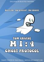 Mission Impossible 4 : Ghost Protocol by inkrush
