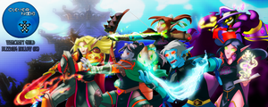 Clever Noob - Warcraft Banner by Bhryn