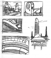 Downtown Dispatch thumbnails 2 by sonicbommer