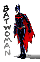 DC2 Batwoman by herrenmedia