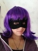 Hit-Girl Cosplay Update: So You Wanna Play? by TeaDrinkingCat