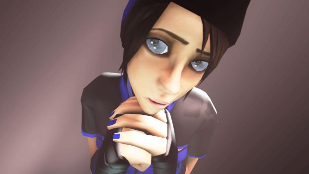 Puppy eyes by TF2MCgirlCraft