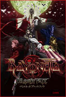 BAYONETTA BLOODY FATE-COVER 2 by TheDemonLady