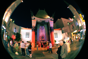 Grauman's Chinese Theater by CaliforniaLuv84