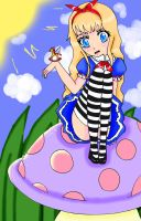 Alice by Mirelle6