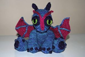 Dragon by LucieG-Stock