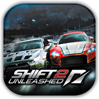 Shift 2 Unleashed Game Icon by Wolfangraul