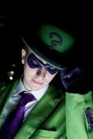 Riddle me this. by zomzomtography