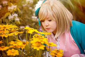 Shiemi of the Flowers by HikooriCosplay
