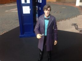 The bells of Saint John 11th Doctor by Thedoctor0011