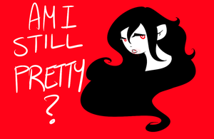 Just a Marceline by favouritefi