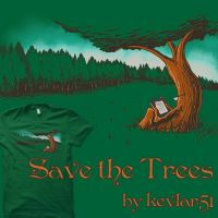 Save the Trees by kevlar51