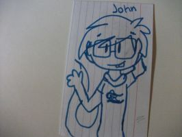 John (HS) by Halloween1313