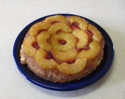 Sue's Pineapple Upside-down Cake #2 by hclausen