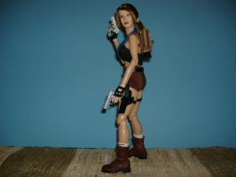 Custom Lara Croft Side Pose by billvolc