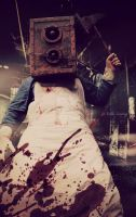 The evil within- Keeper by StrawberryCappo
