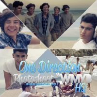 One Direction Photoshoot WMYB by javiih98