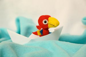 Parrot by effunia