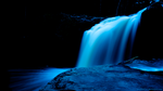 +Cerulean Falls Wallpaper+ by MeganAllen