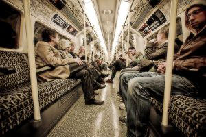 london underground 02 by fbuk