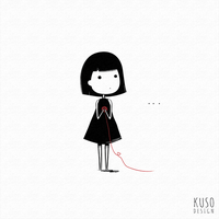 Red Thread by kusodesign