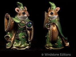 Harvest Wizard Mouse by Reptangle