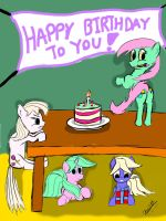 Happy Birthday Card by ChaosContrl