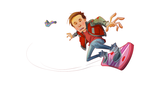 Marty McFly 2015 by pungang