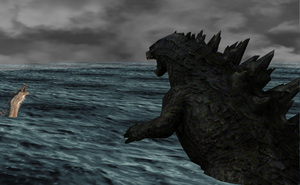 Godzilla Sighting 2 by Gorosaurus65