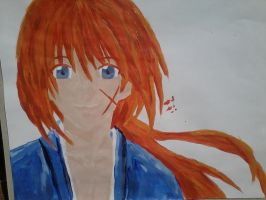 kenshin by Twisted462