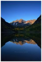 Blue Sky Morning by Nate-Zeman