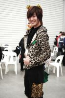 Yunho Jung COSPLAY by darrentpART