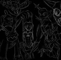 pokemon white team .:WIP:. by ToxicHikaru
