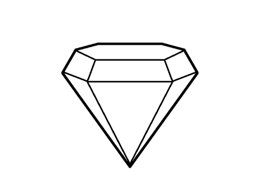 chaos emerald coloring pages - photo#5
